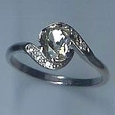 Tantalising Old Solitaire Diamond Ring