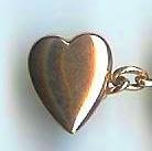 Desirable 1920s Double-Heart Cufflinks